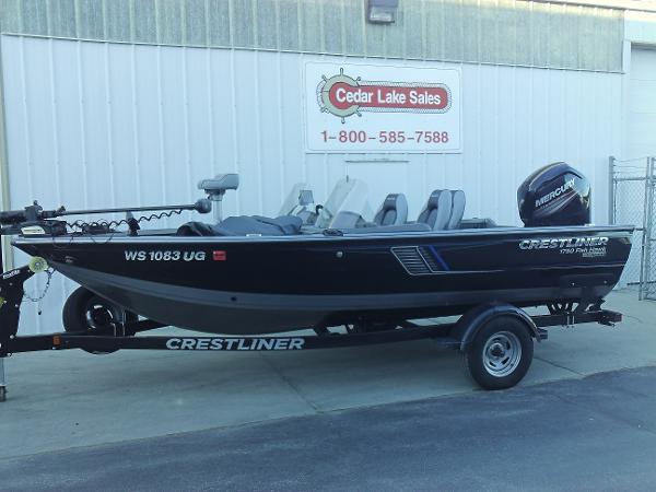 Crestliner 1750 Fish Hawk SC