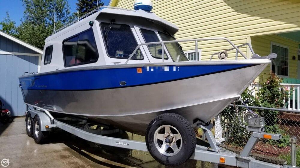 Hewes 260 Alaskan Sea Runner 2006 Hewescraft 260 Alaskan Sea Runner for sale in Vancouver, WA