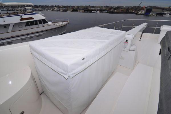 Boat Deck Freezer