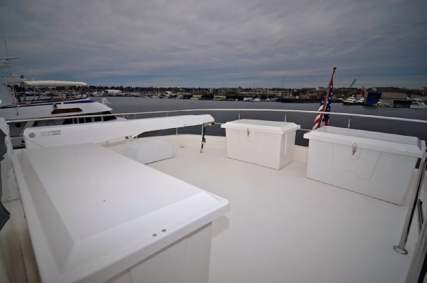 Boat Deck Storage/Davit