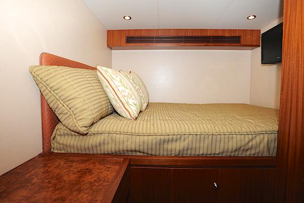 Captain's Double Berth