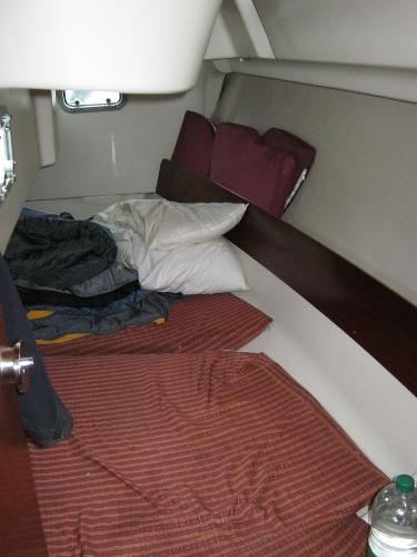 Beneteau Oceanis 281 - Aft double cabin