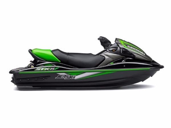 Kawasaki Stx15f