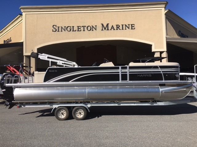 Harris Flotebote Sunliner 240 SL - TRITOON