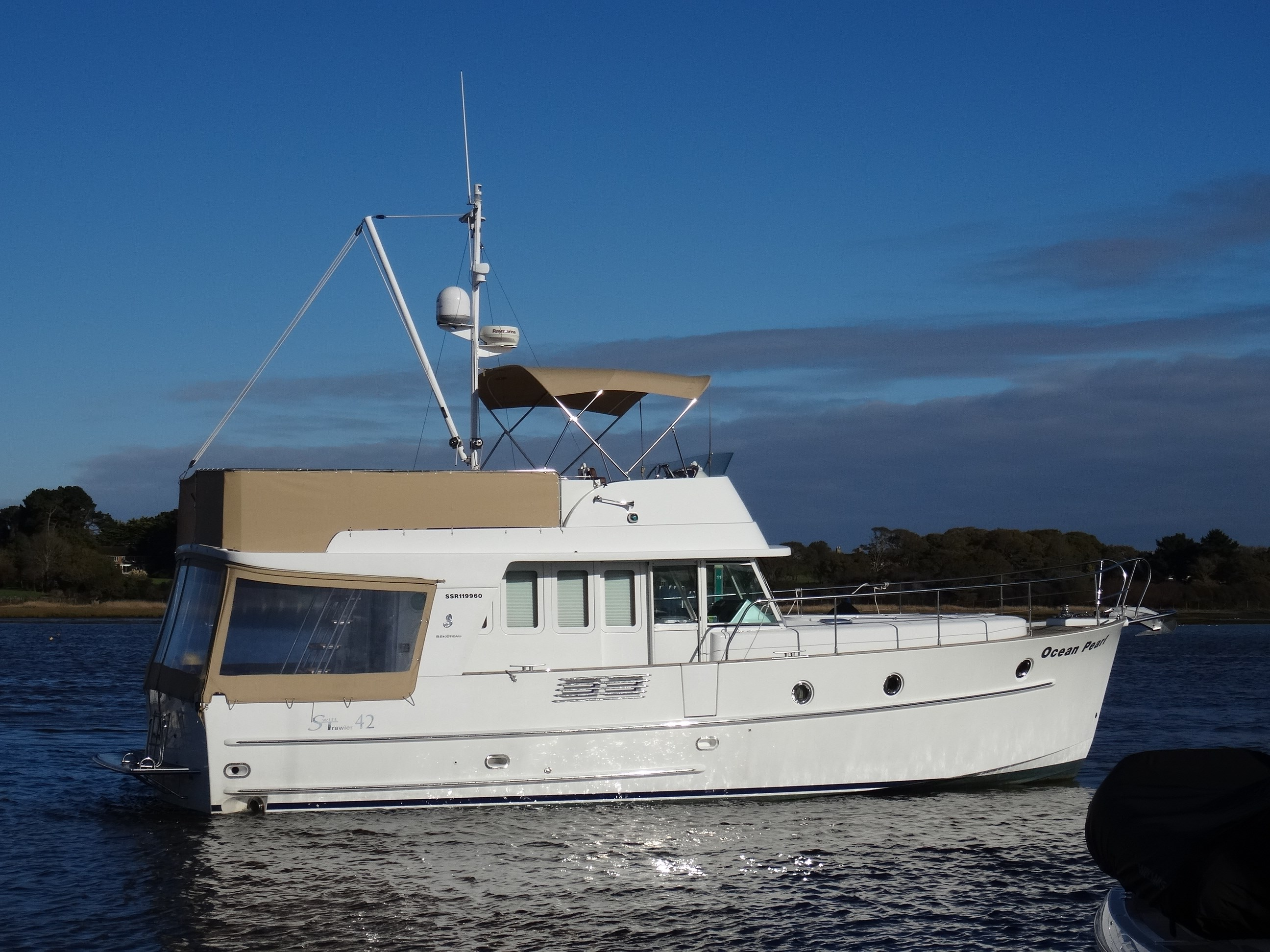 Beneteau Swift Trawler 42