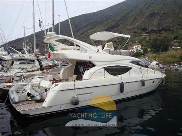 Ferretti Yachts 500 Elite 1