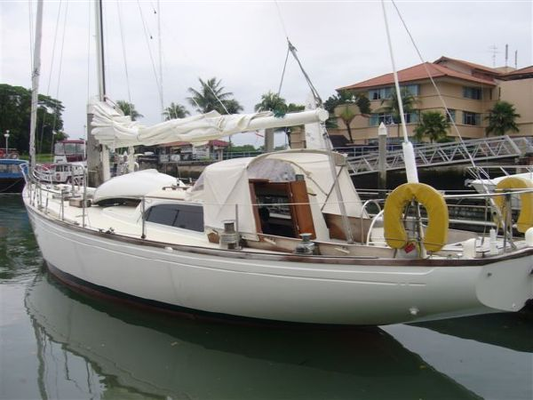 Columbia 50ft Classic Cutter Sloop