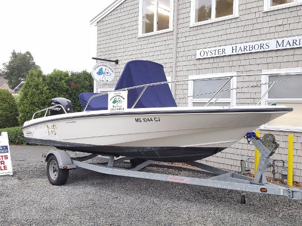Boston Whaler 20 Dauntless