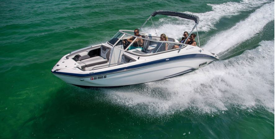 Yamaha jet boats 212 Limited