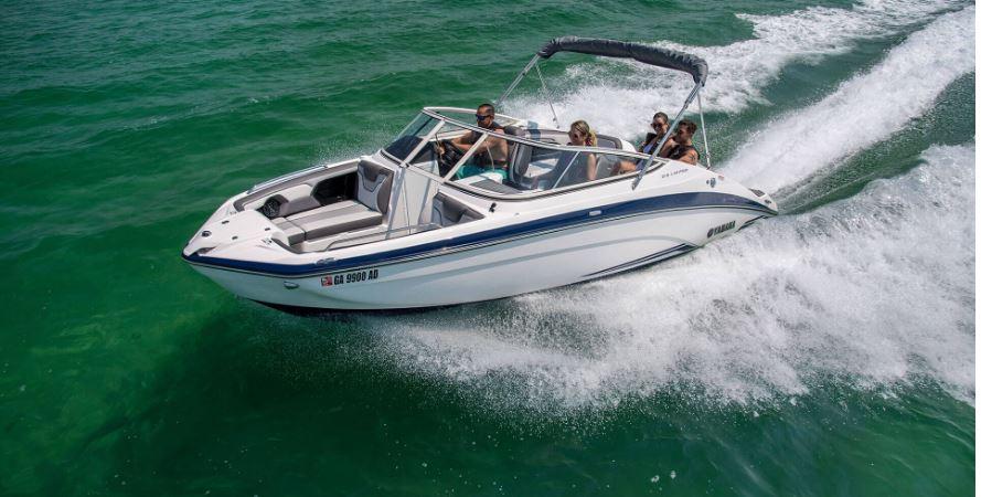 Yamaha jet boats 212 Limited