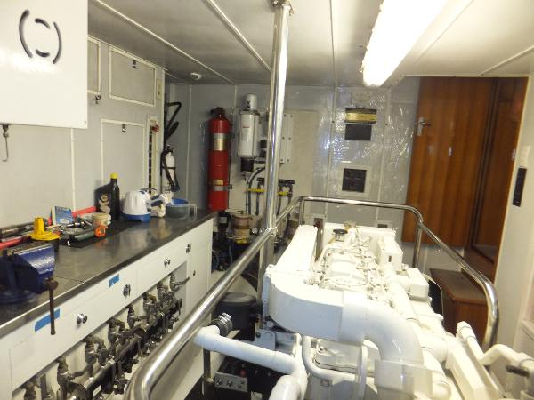 Engine room fwd