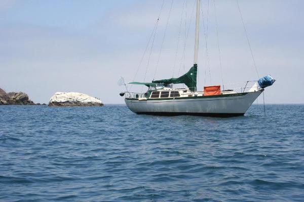 "Islander Freeport 36 ""Elke Maria"""