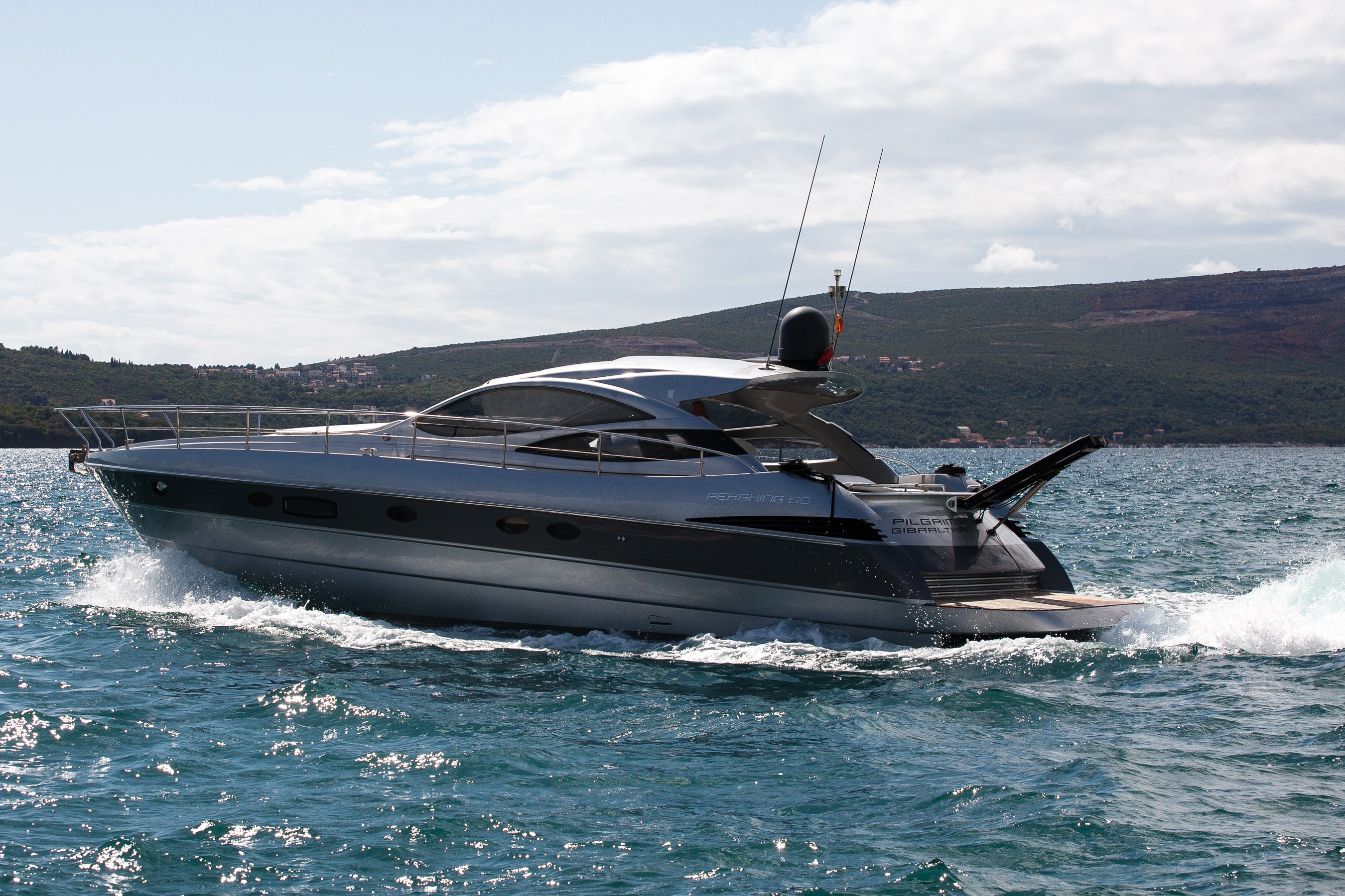 Pershing 50 Pershing 50 for sale