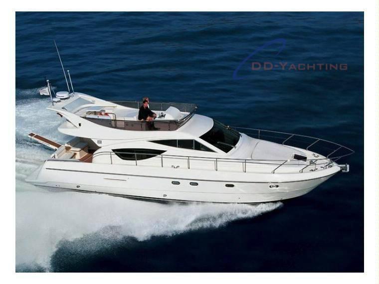 Ferretti Yachts FERRETTI 460 FLY