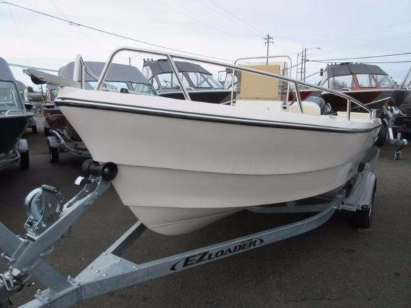 Arima 17' Sea Angler C/C