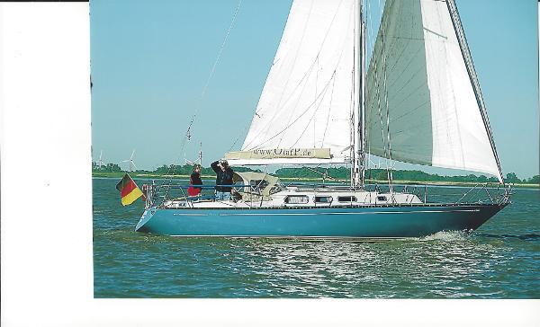 Custom Asmus KG Yachtbau Hanseat 70B Foto 1