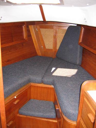 J Boats J/40 Shoal Draft V-berth