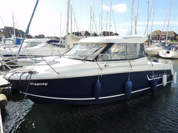 Jeanneau Merry Fisher 755 Legende