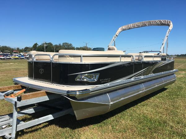 Tahoe Pontoon GT Rear Fish - 23'