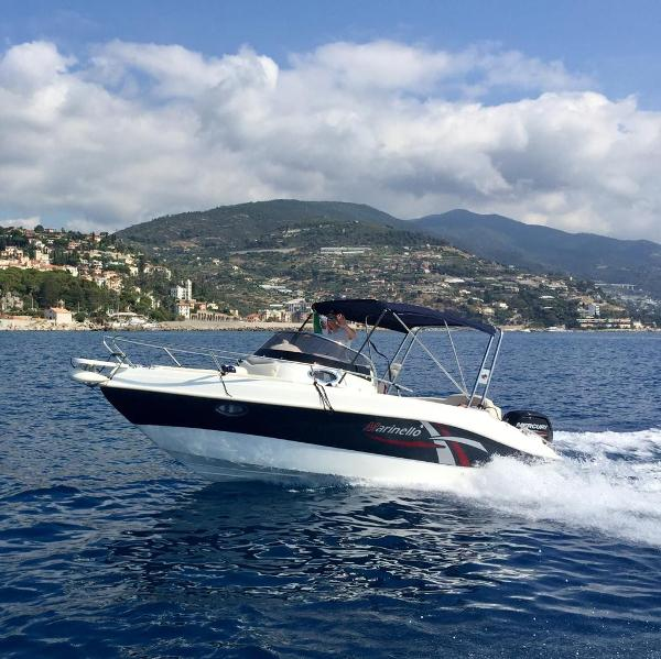 Marinello 650 Cabin