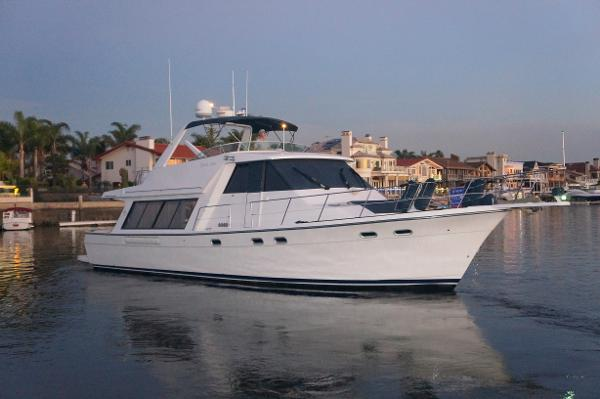 Bayliner 47 Pilothouse Motoryacht 47' Bayliner 4788 2002