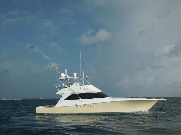 Viking 55 Convertible Profile