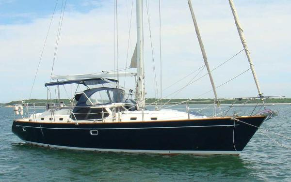 "Tayana Deck Salon 48' Deck Salon Tayana 48 ""Bess"""