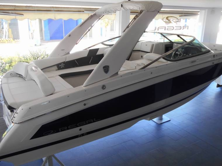 Regal Regal 26 Fasdeck