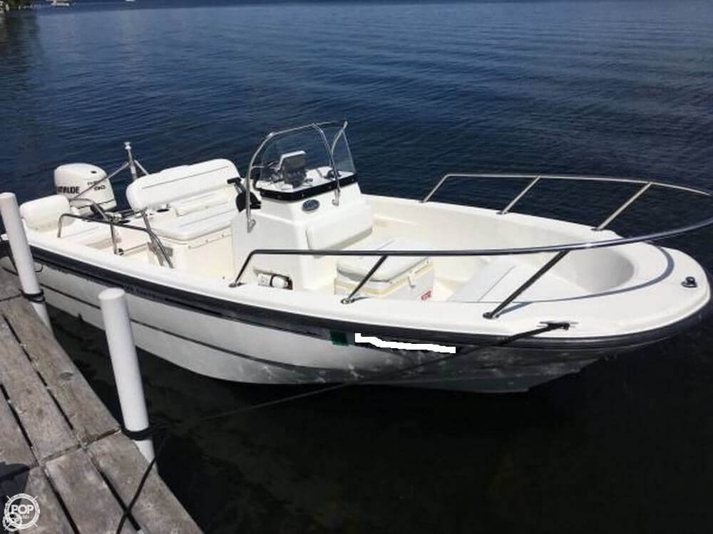 Boston Whaler 160 Dauntless 2004 Boston Whaler 160 Dauntless for sale in Nisswa, MN