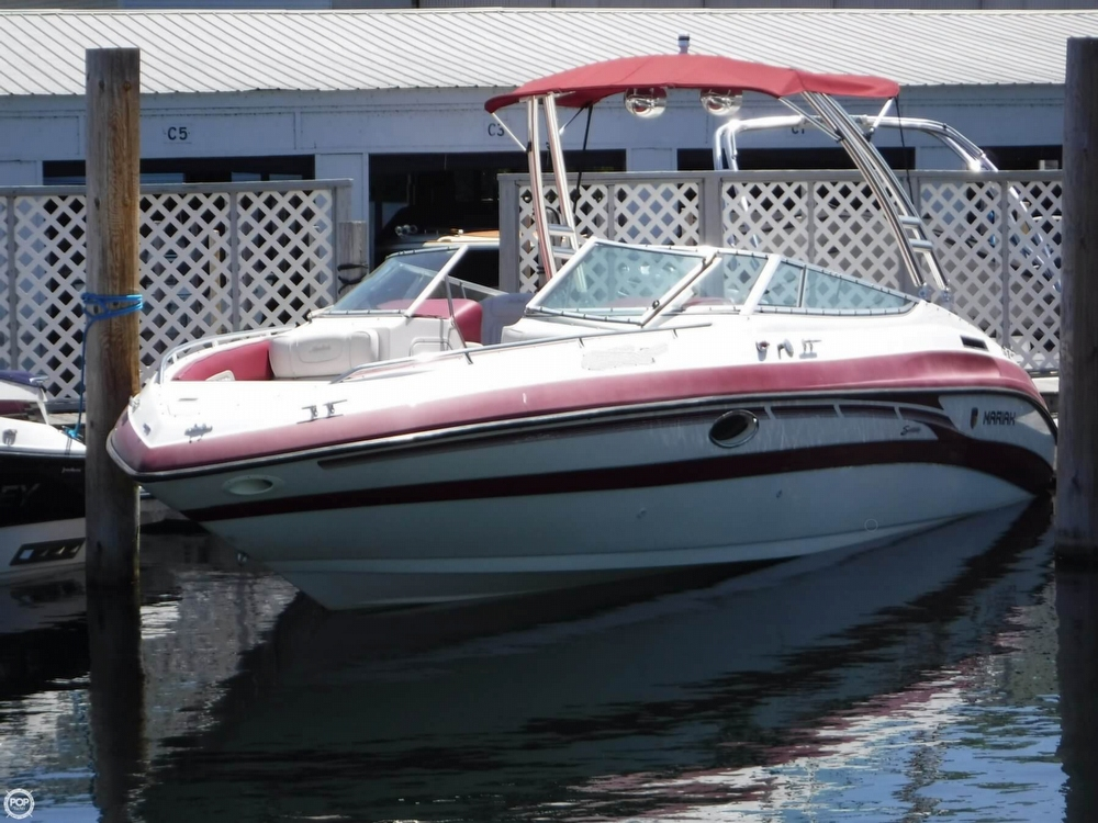 Mariah Z 252 Shabah Br 1996 Mariah 25 for sale in Laconia, NH