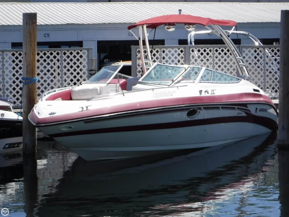Mariah Z 252 Shabah Br 1996 Mariah 252 Shabah for sale in Laconia, NH