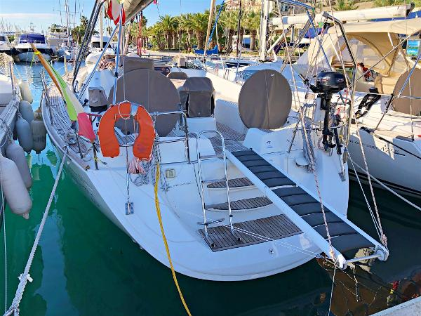 Jeanneau Sun Odyssey 50 DS Jeanneau Sun Odyssey 50 DS- 1