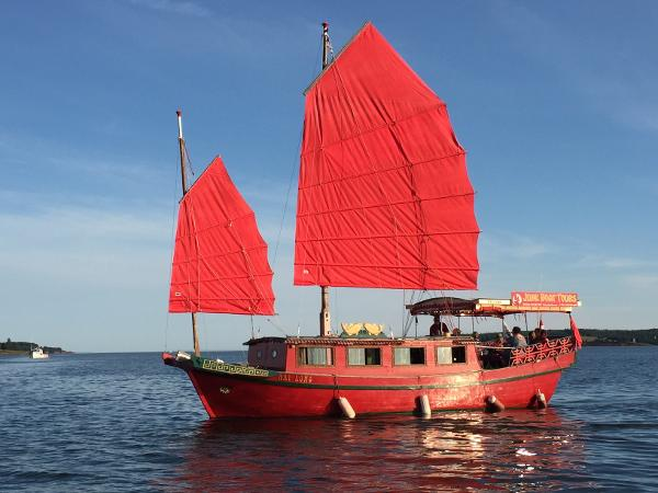 Cheoy Lee Chinese Junk Ship Business
