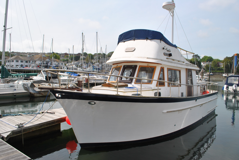 C-Kip Trawler Yacht 34 C-Kip Trawler Yacht 34