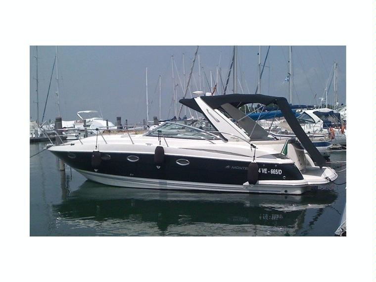 MONTEREY BOATS Monterey Boats 375 Sy Sport Yacht