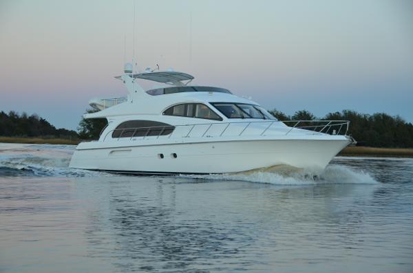 Hatteras 64 Motor Yacht 64 Hatteras RPH