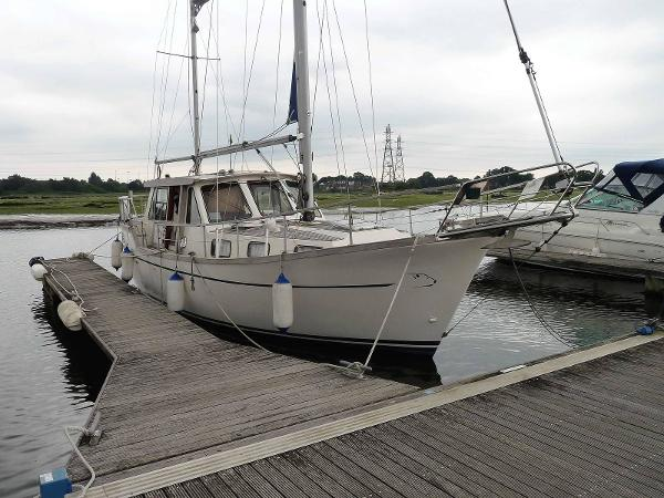 Nauticat 33 Mk 2