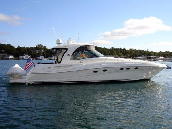 Sea Ray 500 / 52 Sundancer TNT LIFT