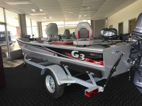 G3 Boats Eagle 160 PFX