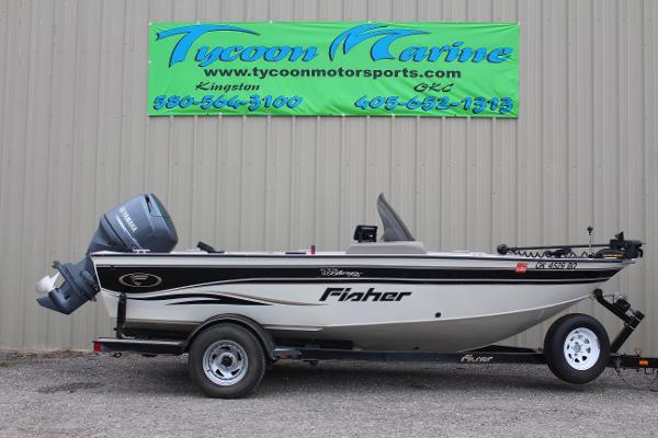 Fisher 165 Avenger