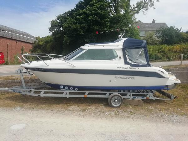 Finnmaster 6400 ROYAL CRUISER OC Finnmaster 6400 Royal Cruiser OC