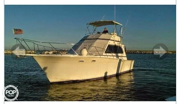 Egg Harbor 37 Convertible 1988 Egg Harbor 37 for sale in Stuart, FL