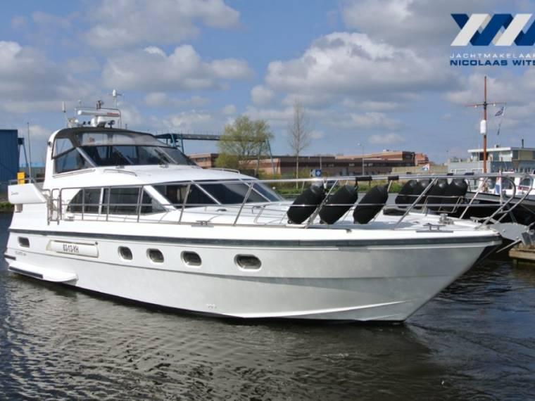 Atlantic Motor Yachts Atlantic 444