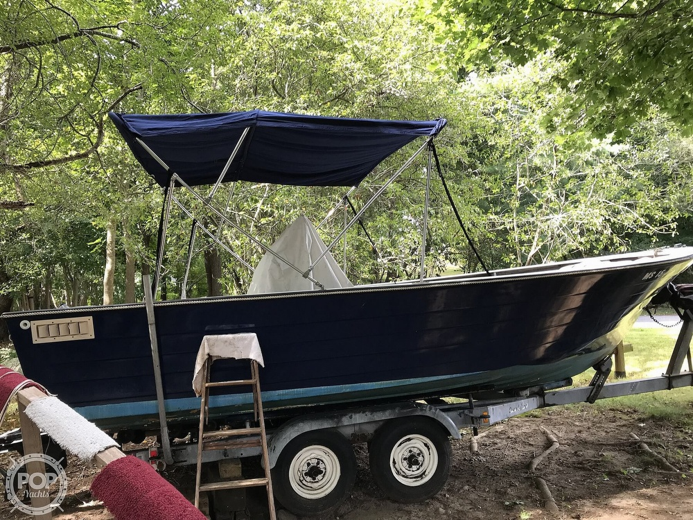 Thompson 21 1972 Thompson 21 for sale in Hanover, MA