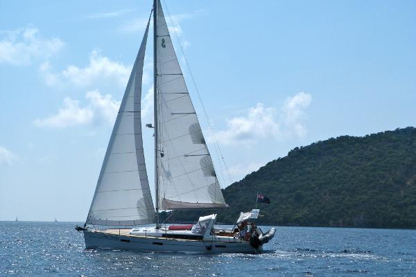 "Beneteau Oceanis 45 Beneteau Oceanis 45 - 2012 - ""Vikki Marie"""