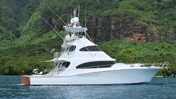 78' Garlington Landeweer Pilothouse Sportfish