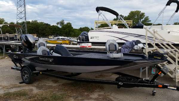 G3 Boats Sportsman 19