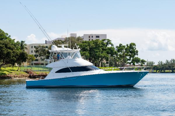 Viking 55 Convertible WHY KNOT