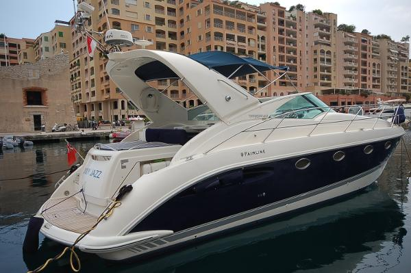 Fairline 40 TARGA Fairline 40 Targa