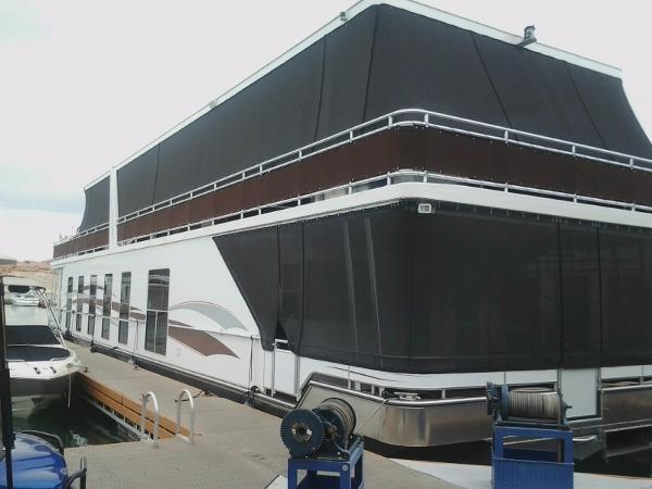 Starlite X-80 Houseboat